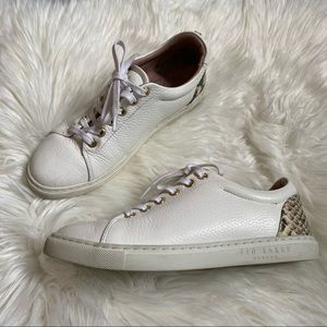 Ted Baker Vlorae Leather Sneakers